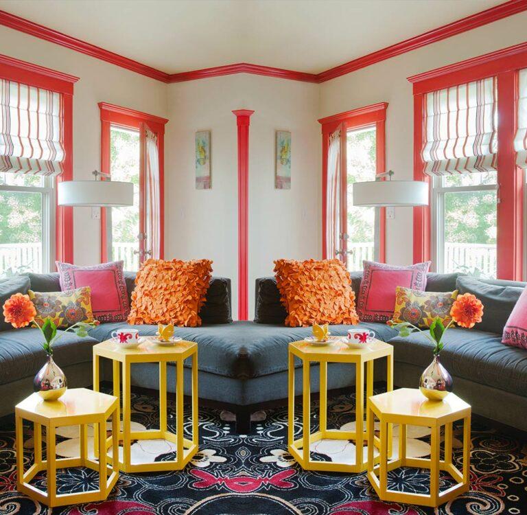 Interior Design e tendenze colore 2019 per una casa sempre ...